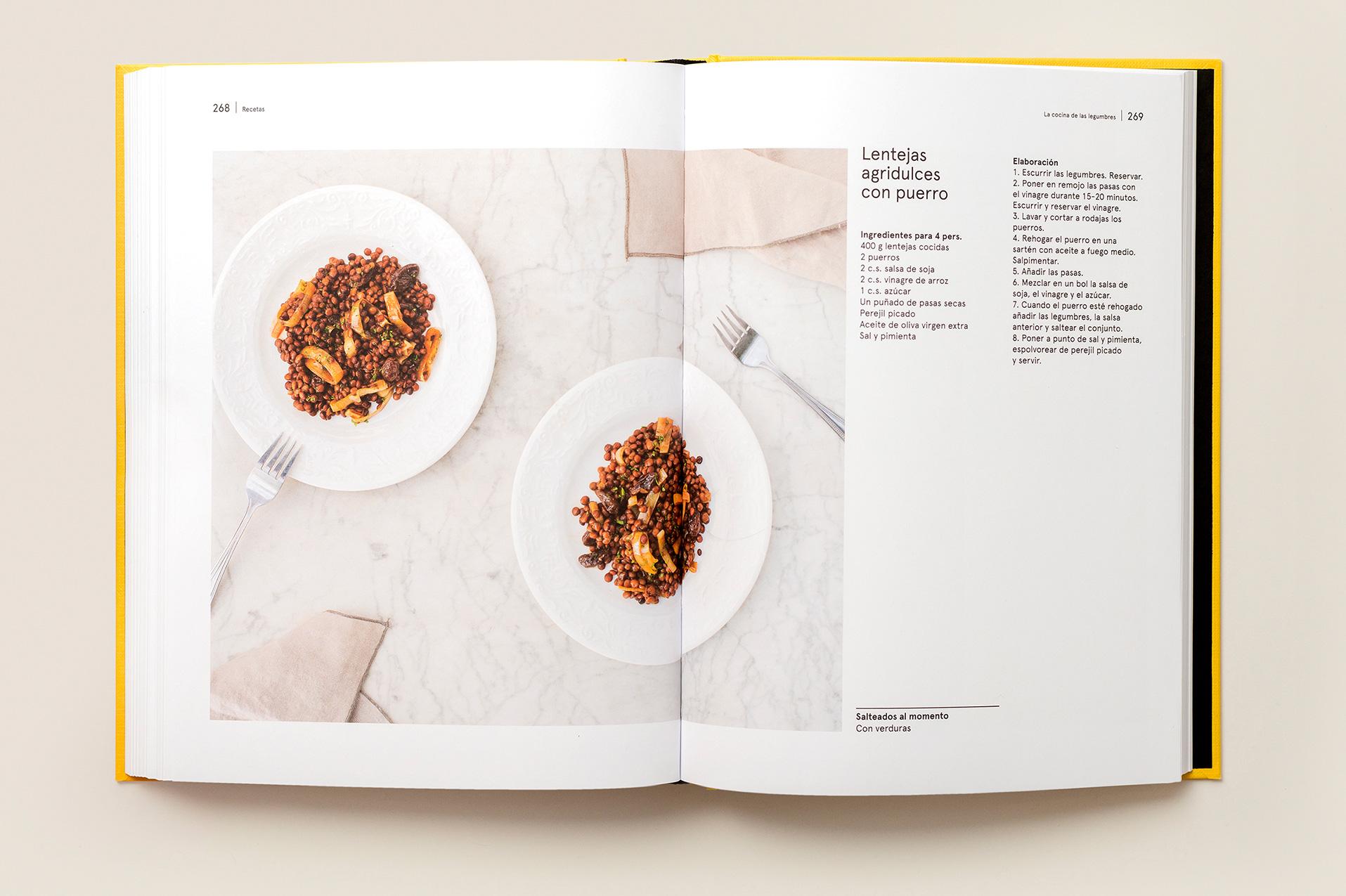 La cocina de las legumbres - P.A.R