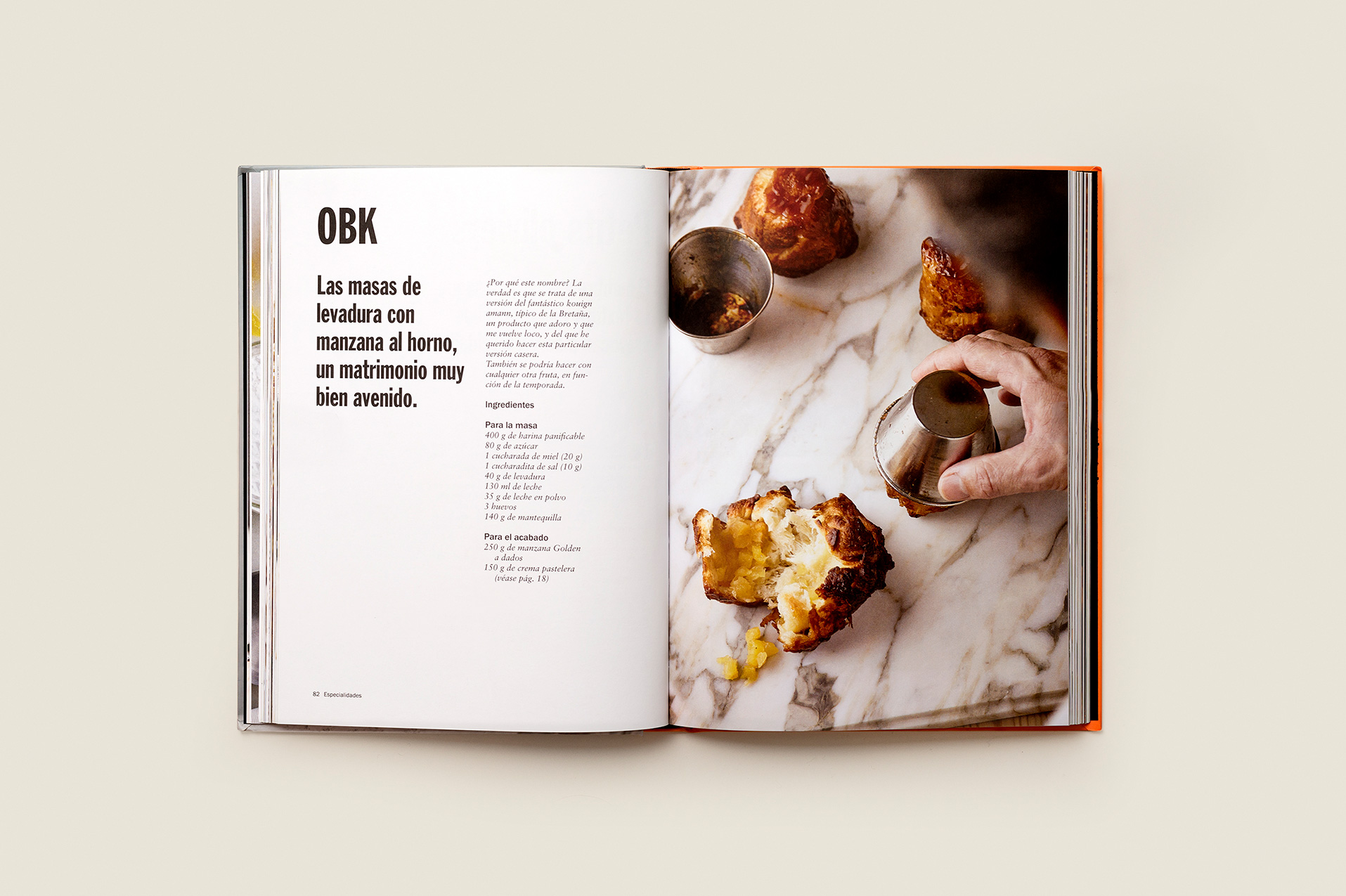 Bake it simple. Oriol Balaguer - P.A.R